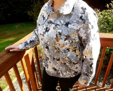 May 21 through May 31 - An Islander Sewing System pattern. I have another one coming in the mail yet, the Motor City Express!