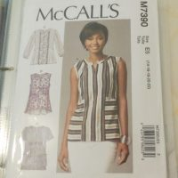 McCall's M7390 - I sort of like it.