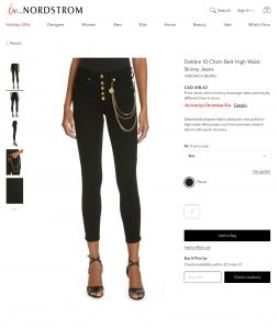 Veronica Beard / Nordstrom / $418.42